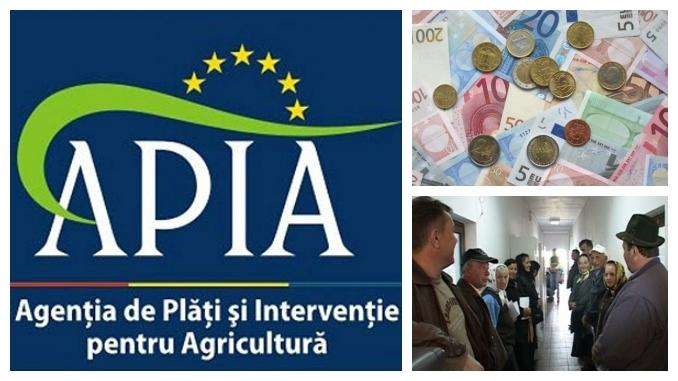APIA suspendă activitatea de vizare a carnetelor de rentier agricol până pe 4 mai