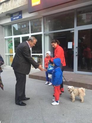 Campanie de promovare a sportului în Mioveni