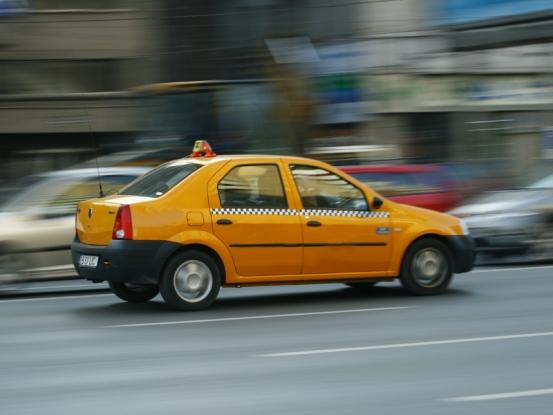 Taxiurile se supun acelorași reguli precum cele din transportul în comun