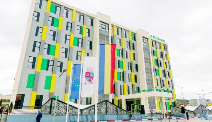 Primarul Ion Georgescu: Nu am fost consultați când s-a luat decizia ca noul spital din Mioveni să devină centru Covid-19