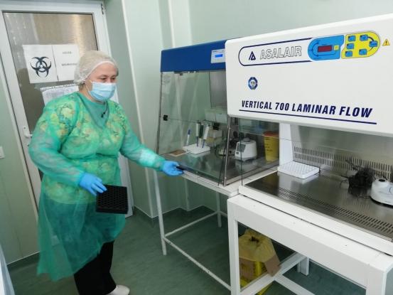 De azi se fac teste la Mioveni pentru noul coronavirus