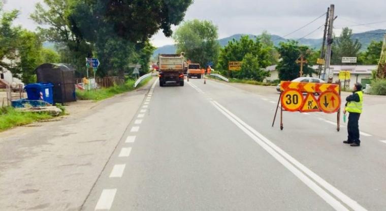 Restrricții de circulație pe Dealul Negru