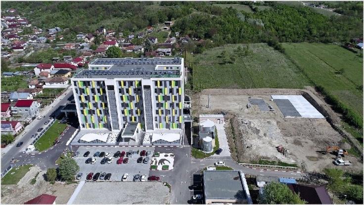 La Spitalul Mioveni va fi amenajată o nouă parcare