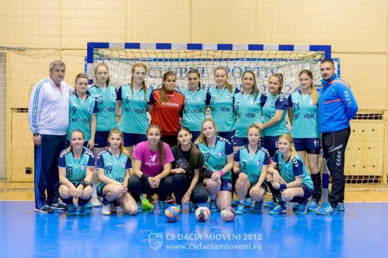 Mioveni: Handbalistele sunt pregătite să producă o mare surpriză la turneul de la Moreni