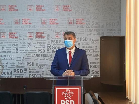 Primarul din Coșești va candida pentru PSD