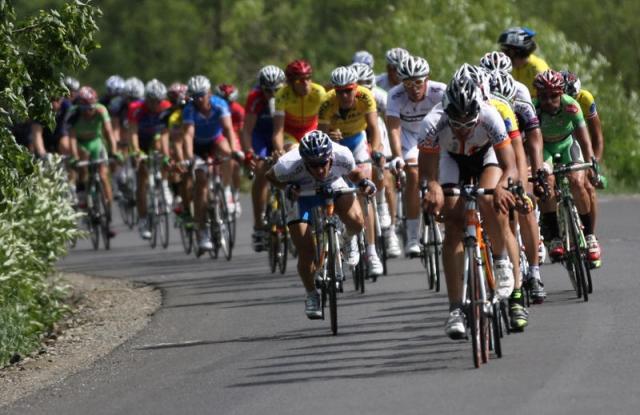 Turul României la ciclism trece și prin Argeș