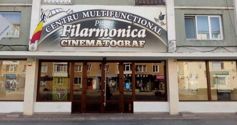 Se redeschid Filarmonica Pitești și Cinematograful București!