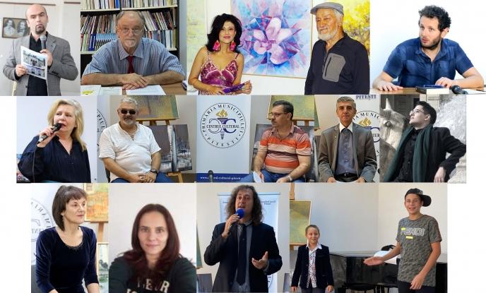 Centrul Cultural Pitești pregătește pentru perioada 7-11 septembrie, noi evenimente cultural-educative și de dezvoltare personală, care pot fi urmărite exclusiv online, pe pagina oficială de Facebook a instituției și pe site-ul oficial