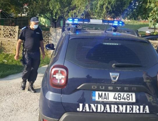 Jandarmii argeşeni, pe urmele hoţilor de curent