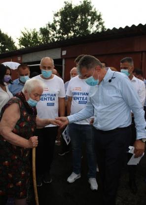 CRISTIAN GENTEA: Facem primul centru medical de permanență pentru persoanele vârstnice din Pitești!