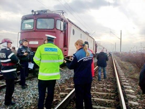 Amenzi în trenurile din Argeș