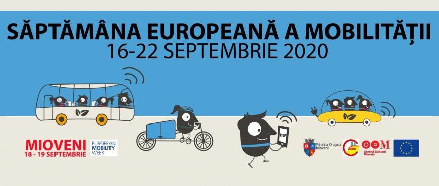 La Mioveni va fi marcată Săptămâna Europeană a Mobilității