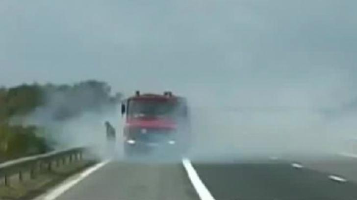 Pompierii avertizează! Incendii de vegetație în Argeș!