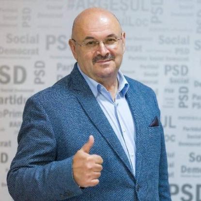Ion Mînzînă, președintele PSD Argeș: Dragi argeșeni, duminică haideți să votăm pentru stabilitate și prosperitate!