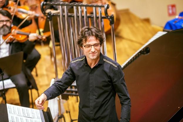 Dirijorul Horia Andreescu revine la Filarmonica Pitești