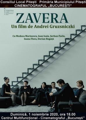 Burning și Zavera – filmele acestui week-end la Cinematograful București