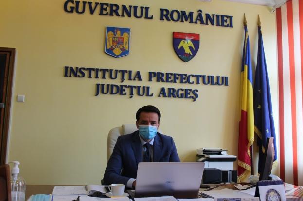 Prefectul de Argeș anunță că va crește numărul cazurilor de COVID-19 și se vor impune restricții