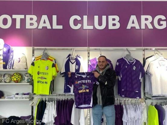 Francez transferat la FC Argeș