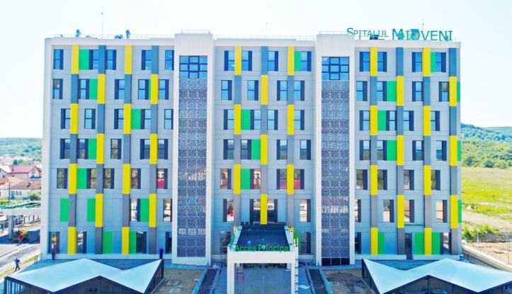 Spitalul Orășenesc Mioveni își extinde gama de servicii oferite pacienților