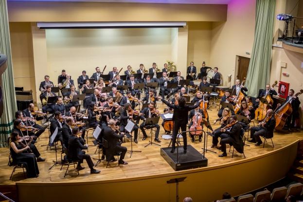 Concert de Crăciun, on-line pe pagina de facebook a Filarmonicii Pitești!