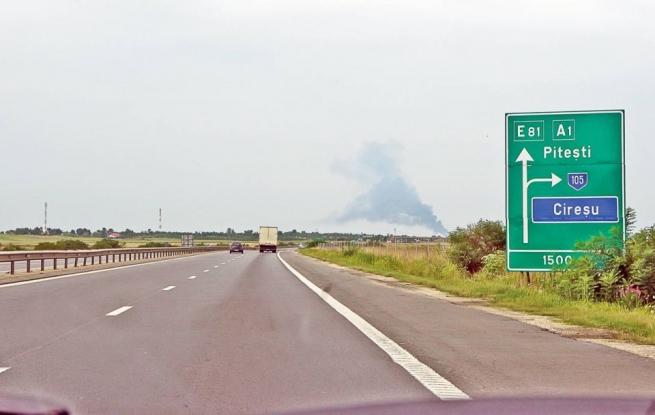 Noi restricții de circulație pe A1