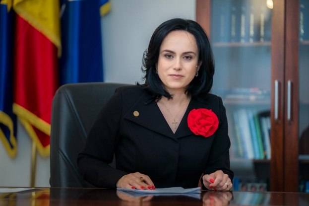 Deputatul Simona Bucura Oprescu, președinte al comisiei de administrație publică