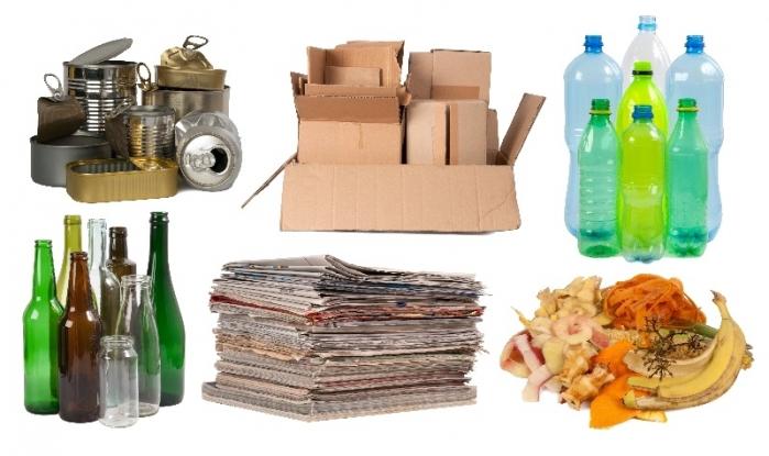 Colectarea deșeurilor reciclabile începând cu luna ianuarie 2021