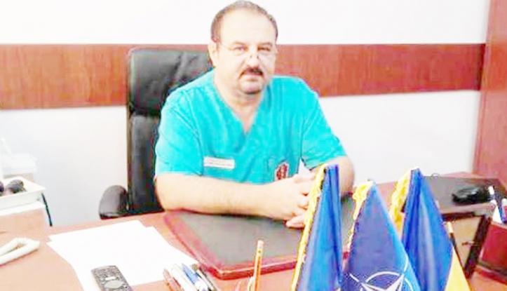 Fostul șef al DSP Argeș, doctorul Guiță, coordonatorul ATI din cadrul Spitalului Orășenesc Mioveni