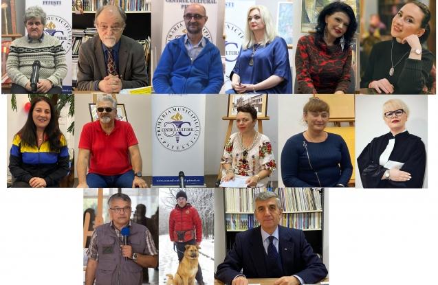 Centrul Cultural Pitești pregătește pentru perioada 25-29 ianuarie, noi evenimente cultural-educative și de dezvoltare personală, care pot fi urmărite online, pe pagina oficială de Facebook a instituției și pe site-ul oficial