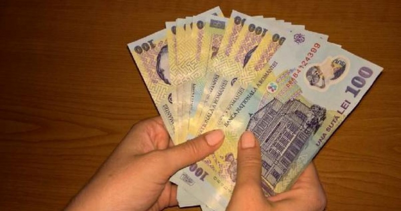 Salariul minim pe economie, majorat la 13,583 lei/oră