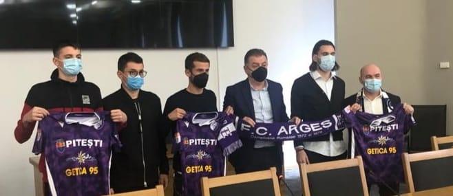 Noi achiziții la FC Argeș