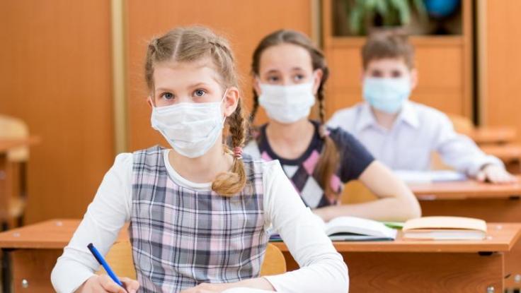 Nu toți elevii vor purta mască de protecție la școală
