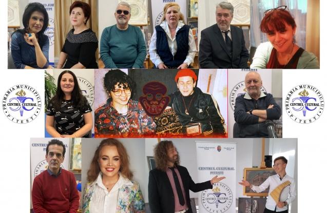 Centrul Cultural Pitești pregătește, pentru perioada 1-5 martie, noi evenimente cultural-educative, care pot fi urmărite online