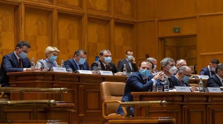 Simona Bucura Oprescu: Nici măcar amendamentele care vizau localități conduse de oameni ai puterii nu au fost acceptate!