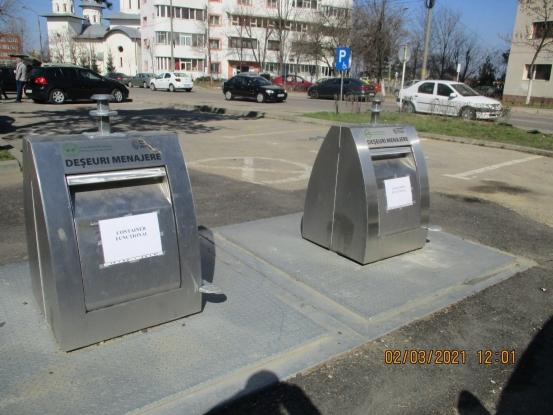 În atenția utilizatorilor serviciului de salubrizare din cartierul Războieni!