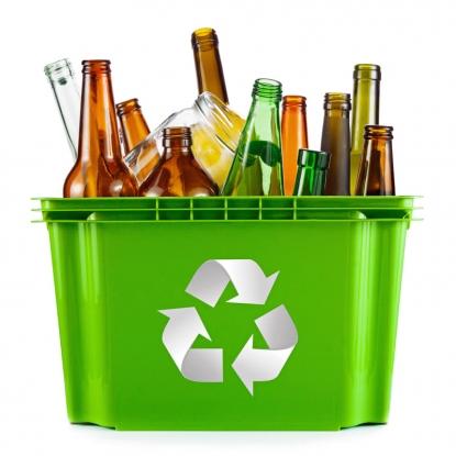 În zilele de 24 și 25 martie, în orașul Mioveni se vor colecta și deșeuri reciclabile din sticlă