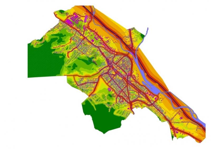 Pasarele şi pasaje rutiere noi în vizorul primăriei