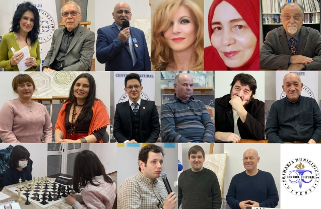 Centrul Cultural Pitești pregătește pentru perioada 22-26 martie, noi evenimente cultural-educative și de dezvoltare personală, care pot fi urmărite online, pe pagina oficială de Facebook a instituției și pe site-ul oficial
