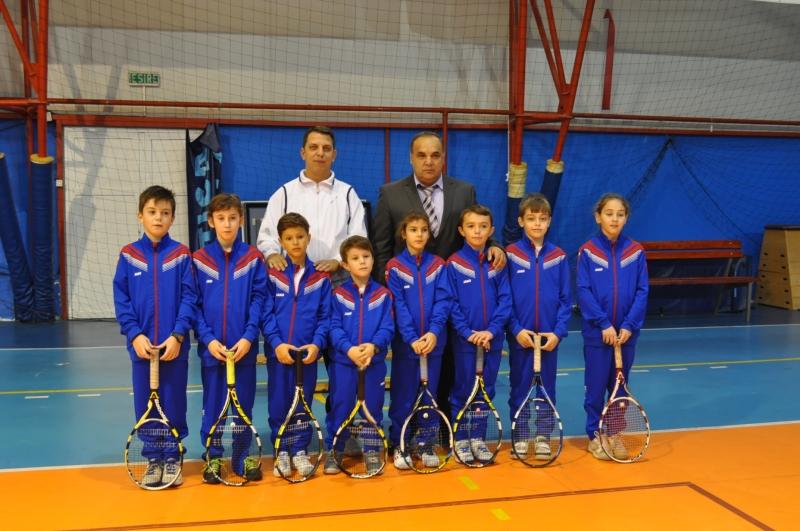 Tenismenii din Mioveni participă la competiţii importante!