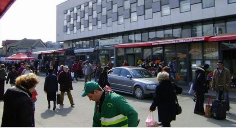 Piața Ceair se închide pentru deratizare, dezinsecție și dezinfecție
