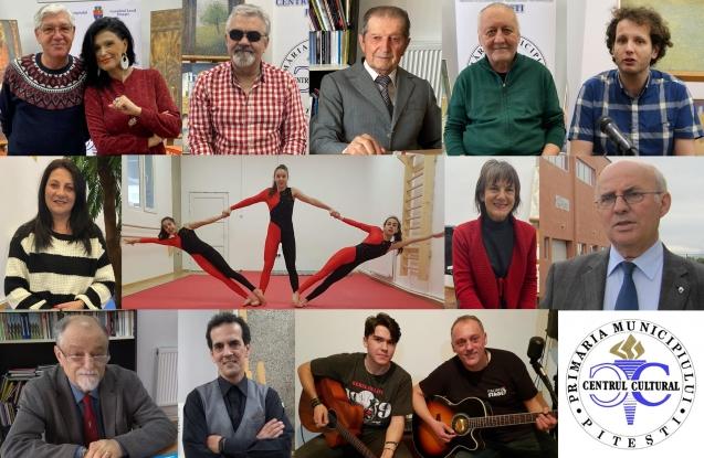 Centrul Cultural Pitești pregătește, pentru perioada 5 - 9 aprilie, noi evenimente cultural-educative și de dezvoltare personală