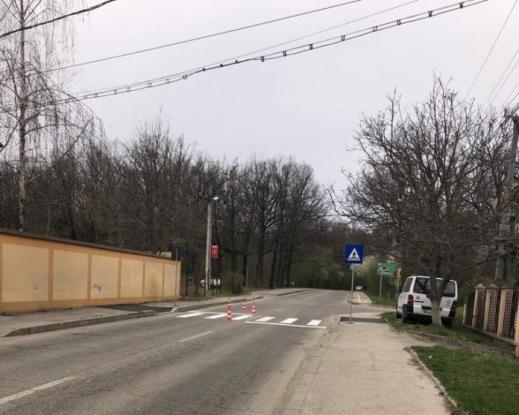 Două noi treceri de pietoni au fost înființate în Pitești