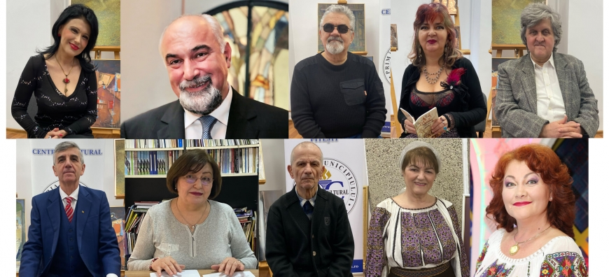 Centrul Cultural Pitești, 12-16 aprilie - noi evenimente cultural-educative, transmise on-line (www.centrul-cultural-pitesti.ro)