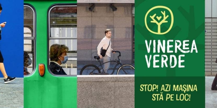 Campania Vinerea Verde continuă și în Pitești!
