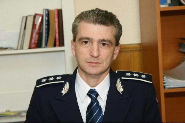 Mihai Neagoe, din nou la conducerea Poliției Pitești