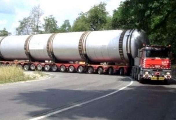 Trfansport de mare tonaj în Argeș