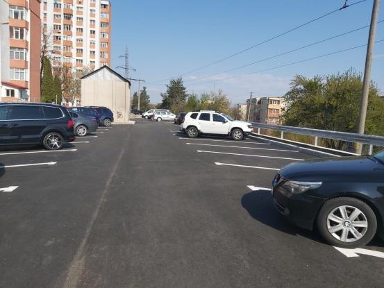 42 de noi locuri de parcare în Pitești!