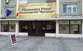 Eden și Caravana cinematografică, la Cinematograful București