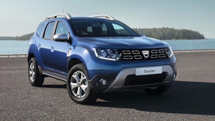 Dacia, creștere de 29,1% față de primele 4 luni din 2020