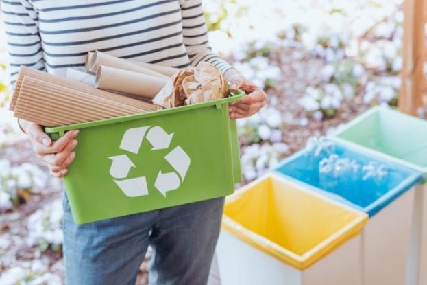 Mioveni: Programul de colectare a deșeurilor reciclabile